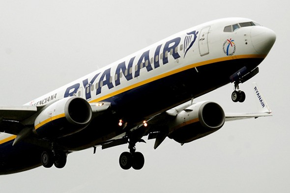 Angry passenger says Ryanair flight was 'trip from hell'
