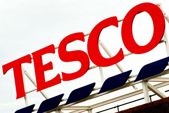 Tesco spends £28m flying bosses around the world on private jets