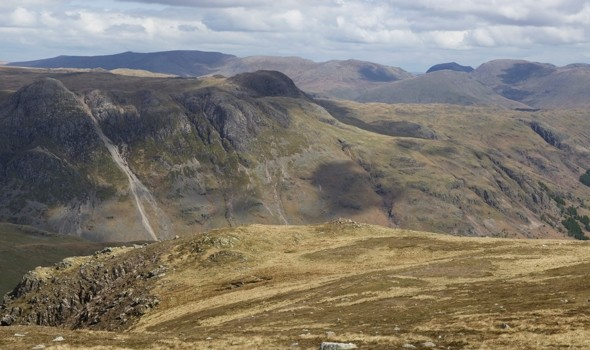 Man dies in fall from Lake District fell