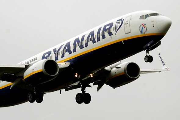 Bad weather leaves 120 Ryanair passengers stranded in wrong city