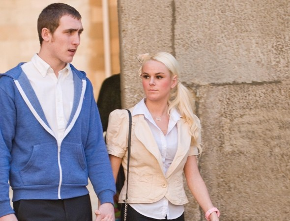 British model raped and stabbed in Majorca faces attacker in court