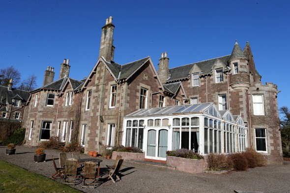 Would you spend the night in Andy Murray's hotel?