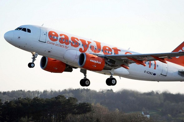 easyJet tests new fan system to improve onboard air quality