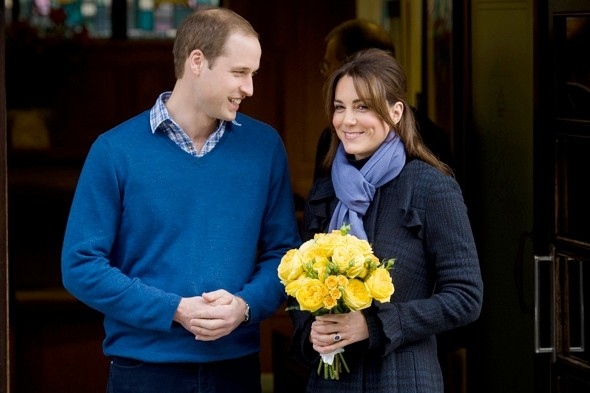 Duchess Kate and Prince William jet off to Mustique for winter holiday