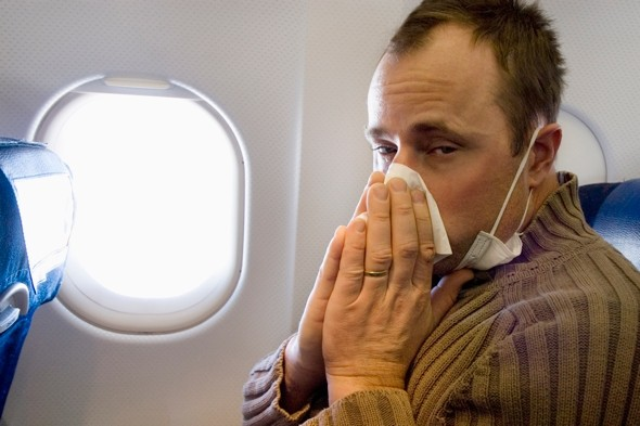 Is it ever OK to fart on a plane? Apparently so, but not if you're the pilot