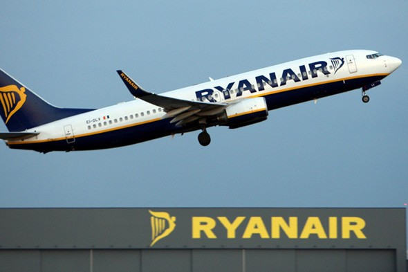 Flight controllers tell Ryanair they have 'just screwed everything'