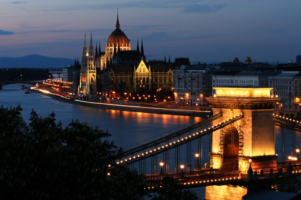 Budapest is the best value city break