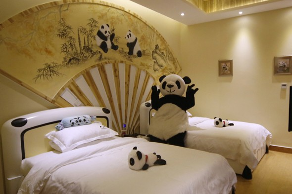 Ten of the world's craziest themed hotels