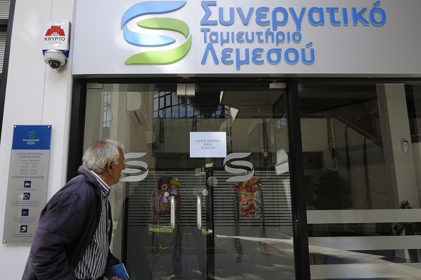 Cash machines emptied across Cyprus as chiefs plan to impose levy on savings