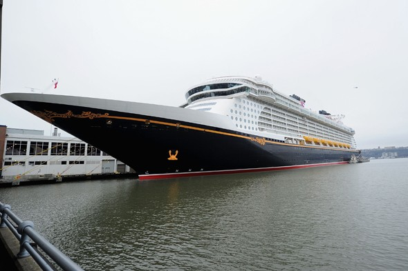 Boy airlifted from Disney cruise after nearly drowning in swimming pool