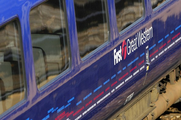 First Great Western promises to end 'tosh' messages on trains