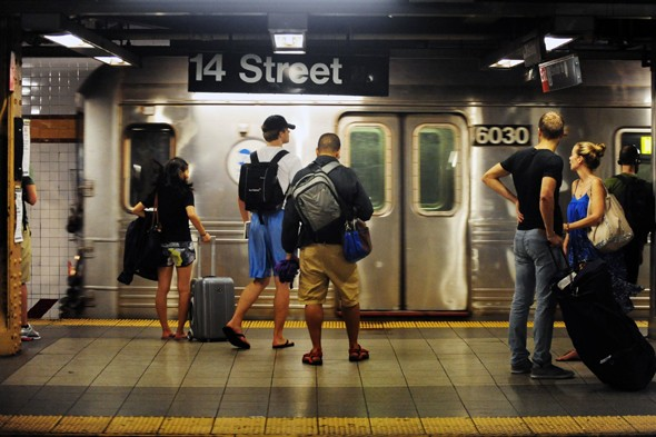 Gay couple adopted baby boy they found in New York Subway