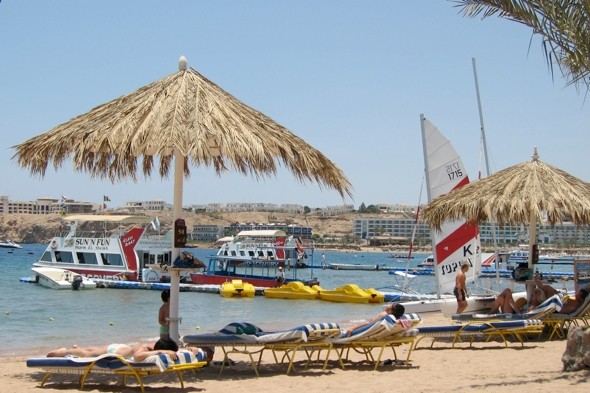 Two British tourists 'kidnapped' in Egypt