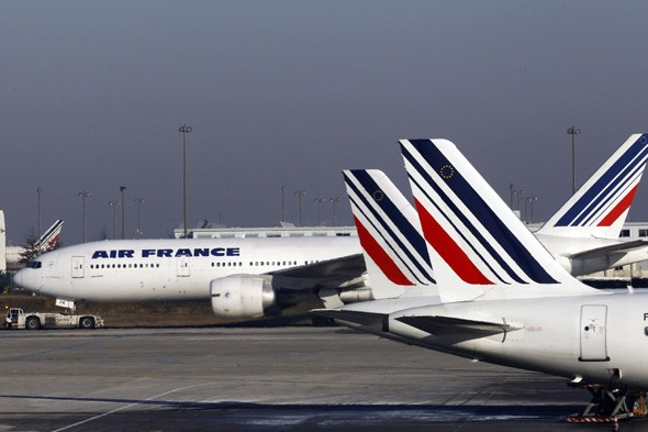 Air France fined for forcing non-Jewish woman off flight to Israel