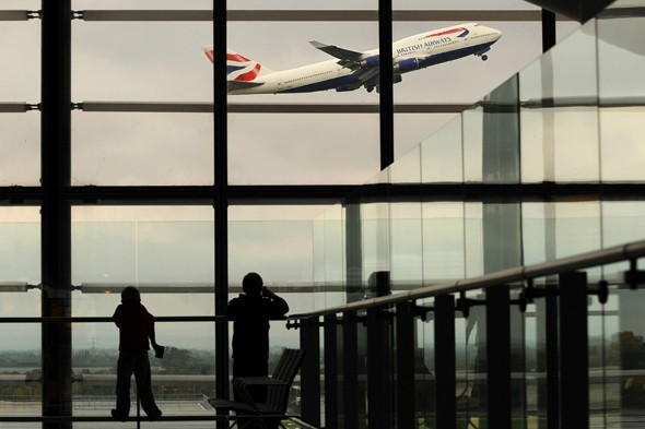 Travellers' best (and worst) UK airports