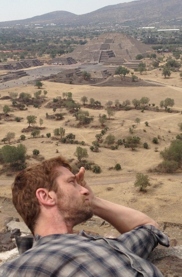 Gerard Butler reveals holiday from hell