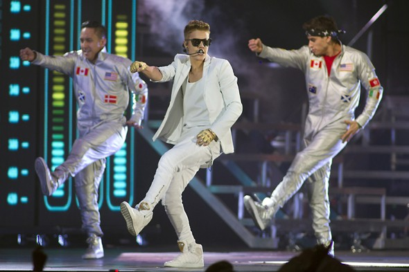 Justin Bieber shuns Dubai's luxury hotels for his own holiday home