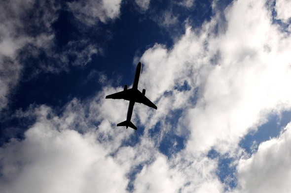 Buckle up! Flights to get bumpier due to climate change