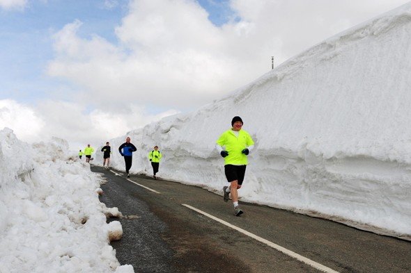 After coldest Easter ever spring is set to be chillier than winter