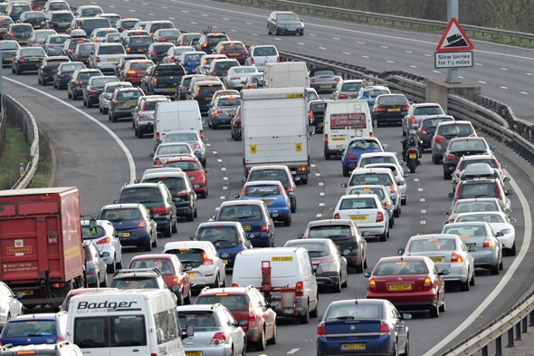 Seven million Brits to hit the roads this Bank Holiday weekend