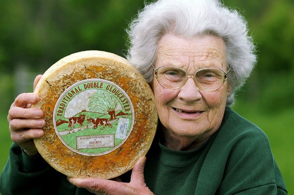 Health and safety ban granny's cheese for festival