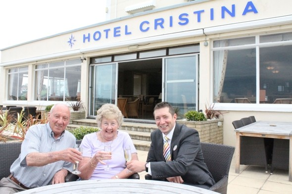 Couple who visited same Jersey hotel 90 times get 92% discount