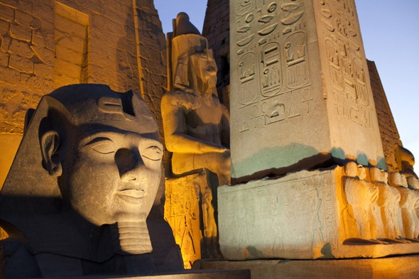 Chinese tourist vandalises Egyptian temple, causes outrage in China