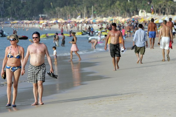 Tourist courts set up in Thailand to prioritise crimes against holidaymakers