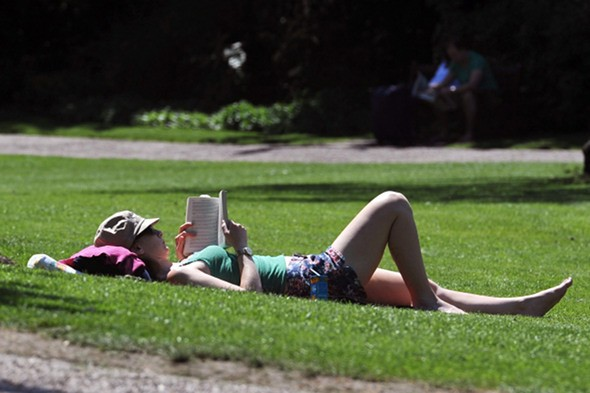 Bank holiday Monday to be the hottest day of the year so far