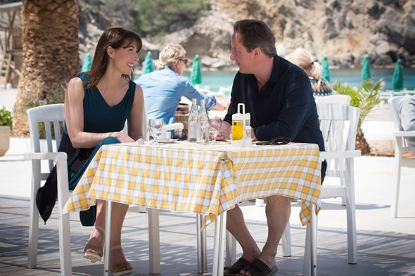 David Cameron almost missed flight to Ibiza because he forgot his passport