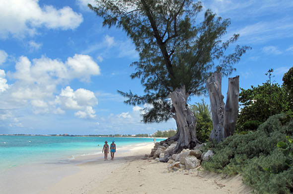 British woman found dead in the Cayman Islands