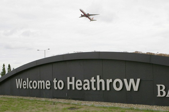 Pilots call for action over 'laser blinding' at Heathrow