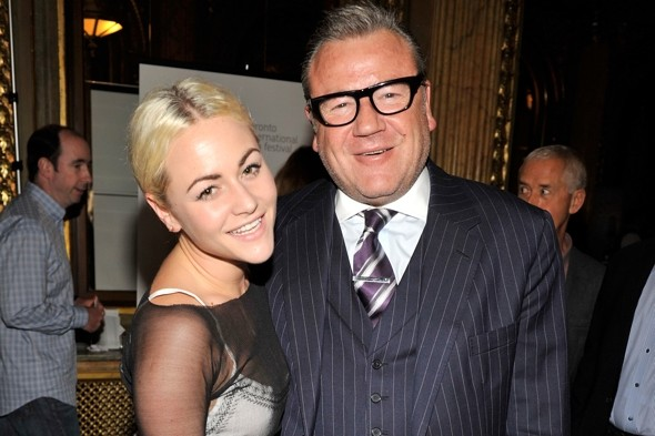 Ray Winstone 'forbids' daughter Jaime from going on safari holiday