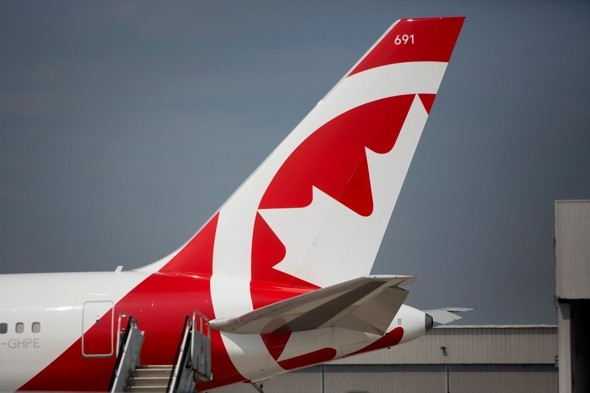 'Unruly' passengers forces Canada to London flight to divert