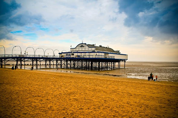 Pensioner drowns off Cleethorpes beach