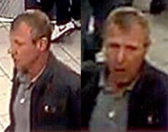 Police hunt football fan who chanted anti-Semitic song on London Tube