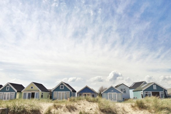 Beach hut 'sells for £180,000' in Dorset