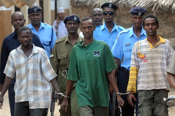 Kenyan hotel worker sentenced to death for his part in Judith Tebbutt kidnap