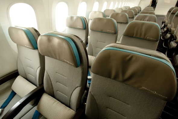 Could rear-facing seats on planes be safer?