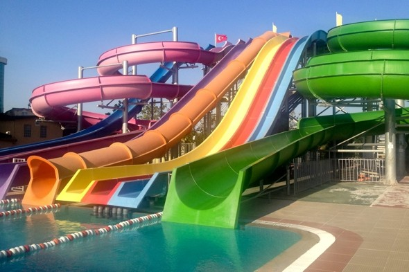 British dad could lose leg after horror water park accident on Turkey holiday