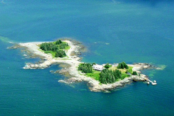 Hire your very own affordable, private island