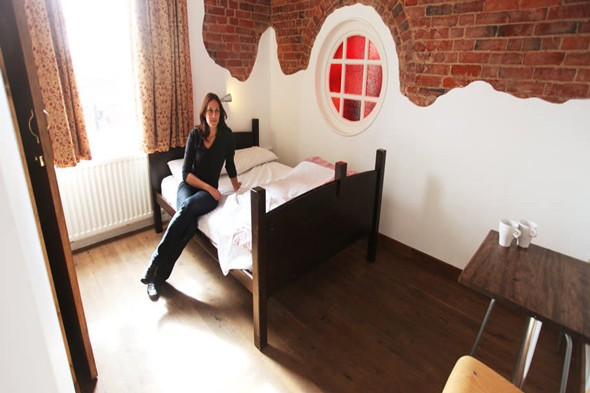 Take three: London Hostels
