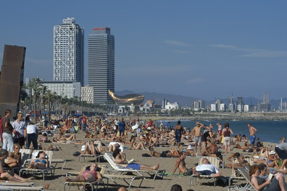 Barcelona named worst city for holiday scams