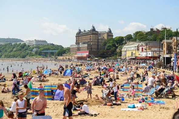 And the good news is... August Bank Holiday set for a heatwave!