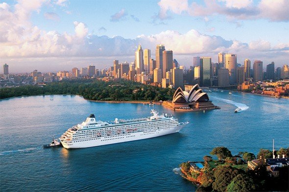 Win! Tickets to The Telegraph CRUISE Show