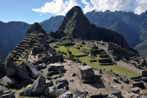 British tourist dies from 'altitude sickness' on dream holiday to Peru