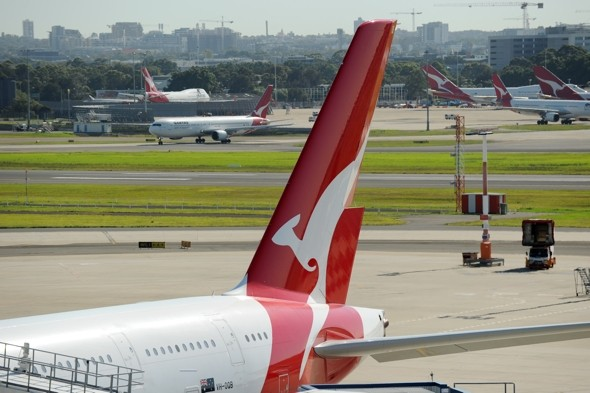 Flight from hell: 26 passengers in norovirus outbreak on Qantas plane