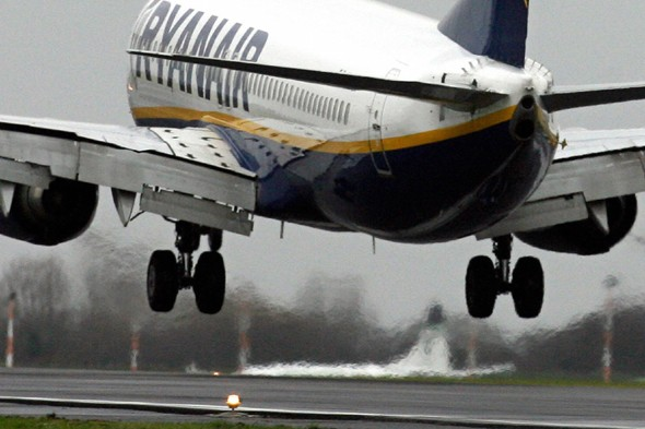 Woman punches air stewardess on Ryanair flight to Majorca