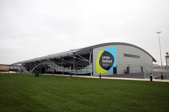 London Southend Airport voted Britain's best