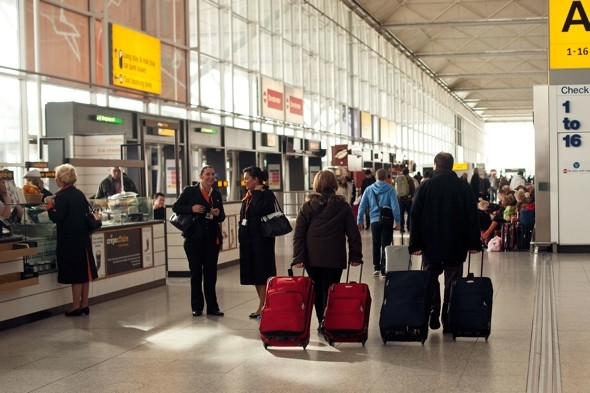 Travel disruption as Stansted baggage staff threaten Bank Holiday strike